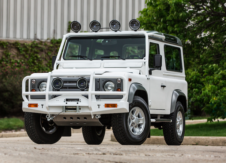 1997 Land Cruiser Defender 90