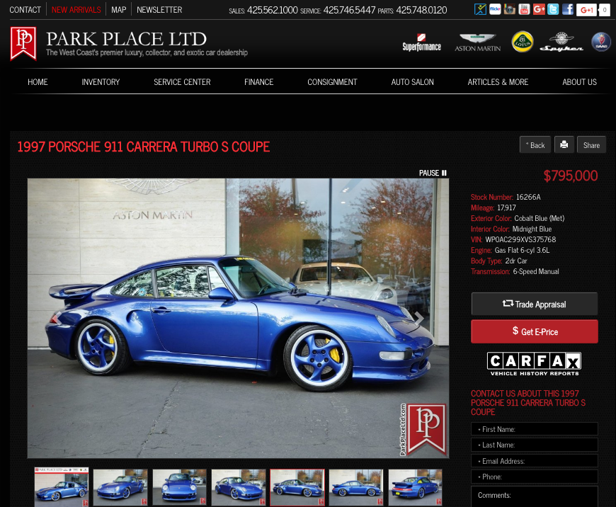 Automotive Fiduciary Precision Automotive Group Porsche