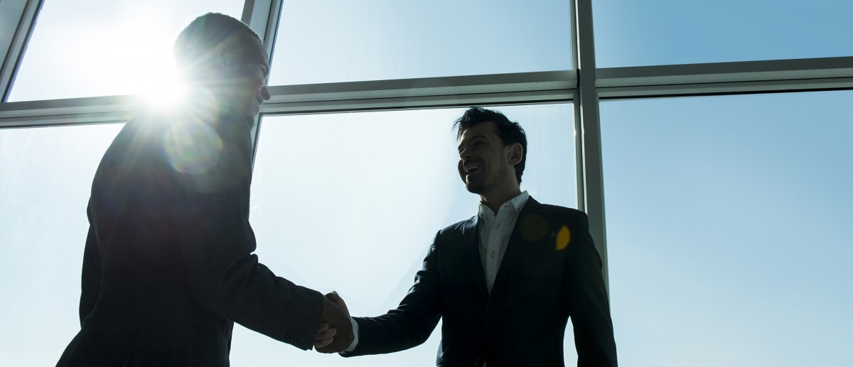 PAG Shaking Hands